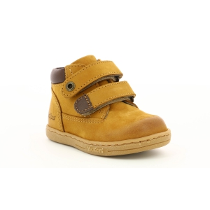 Kickers TACKEASY cammello marrone