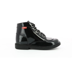 Kickers KICK COL BLACK PATENT