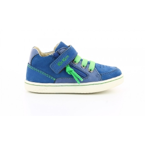 Kickers LYPSTER BLUE GREEN