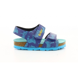 Kickers SUMMERKRO AZUL
