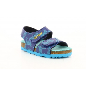 Kickers SUMMERKRO BLEU