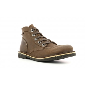 Kickers LEGENDIKNEW DARK BROWN
