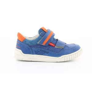 Kickers WIKETTE BLUE ORANGE