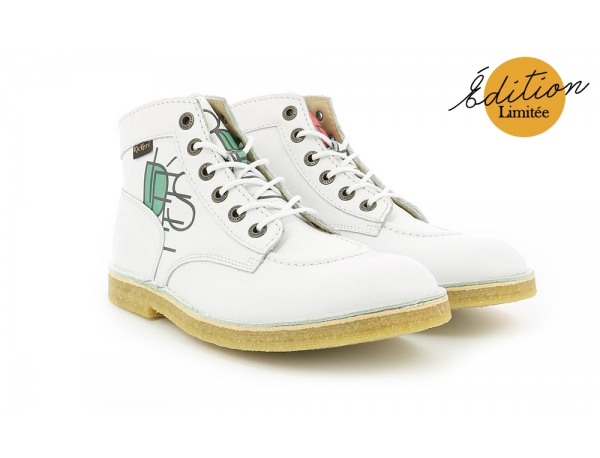 KICK LEGEND 68 WHITE