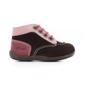 Kickers BONBON BROWN FC PINK LIGHT PINK