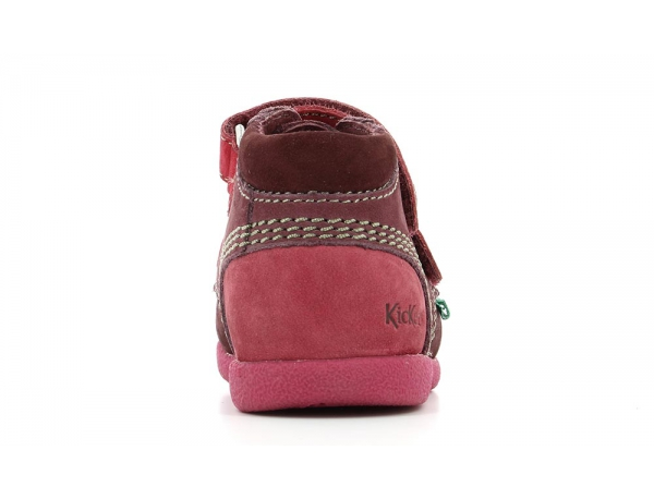 BABYSCRATCH BURGUNDY FUSCHIA