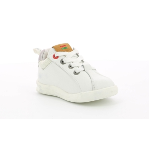 Kickers CHICAGO BB BLANCO PLATA