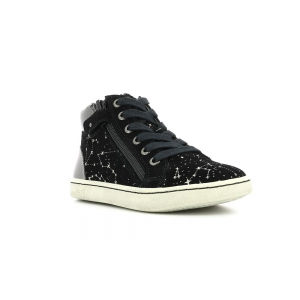 Kickers LYLUBY BLACK METALLIC