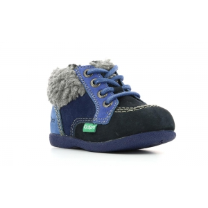 Kickers BABYFROST NAVY BLUE