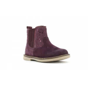 Kickers MOON BURGUNDY