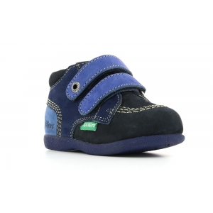 Kickers BABYSCRATCH AZUL