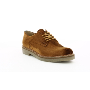 Kickers OXFORK OR TERCIOPELO