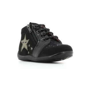Kickers BOUSTAR BLACK BRONZE