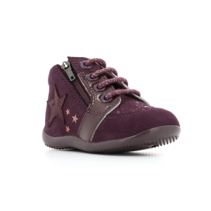 Kickers BOUSTAR PURPLE PINK