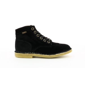 Kickers KICK LEGEND BLACK VELVET