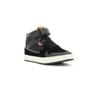Kickers GREADY MID CDT BLACK PINK