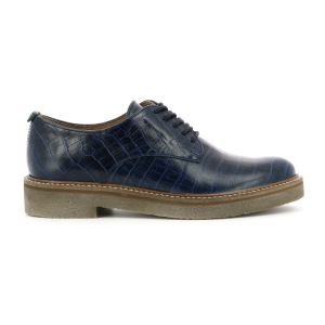 Kickers OXFORK blu scuro