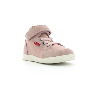 Kickers CHICAGO BB MID PINK