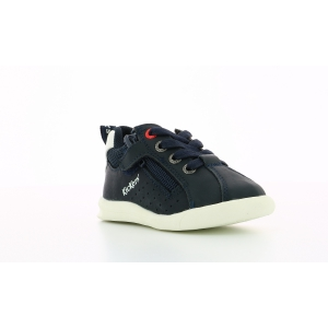 Kickers CHICAGO BB NAVY WHITE