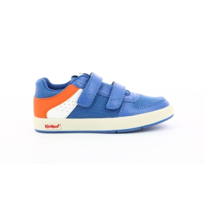Kickers GREADY LOW CDT BLEU