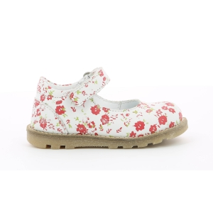 Kickers NOAYA WHITE FLOWERS