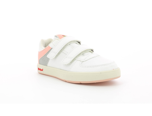 GREADY LOW CDT WHITE  PINK