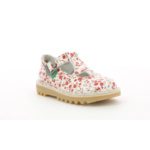 Kickers NEOCCHI WHITE FLOWERS