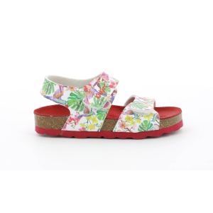 Kickers SUMMERKRO BLANC EXOTIC