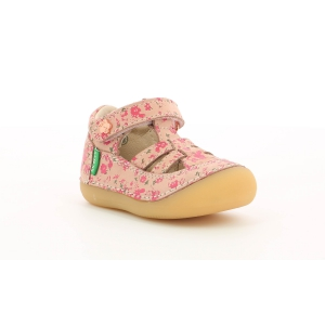 Kickers SUSHY PINL CORAIL FLOWERS
