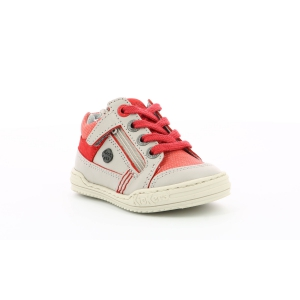 Kickers JINJANG GREY RED