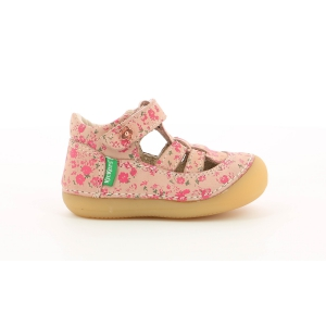 Kickers SUSHY ROSE CORAIL FLEURI