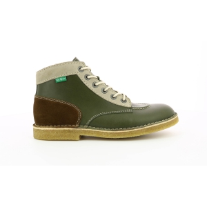 Kickers KICK LEGEND MULTICOLORED KHAKI