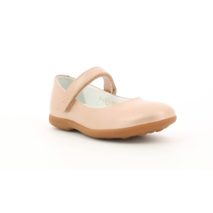 Kickers AMBELLIE PINK METALLIC