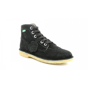 Kickers ORILEGEND NERO  DONNA