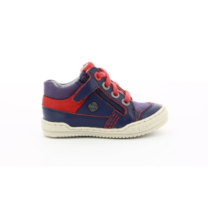 Kickers JINJANG NAVY RED