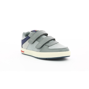 Kickers GREADY LOW CDT GREY  NAVY