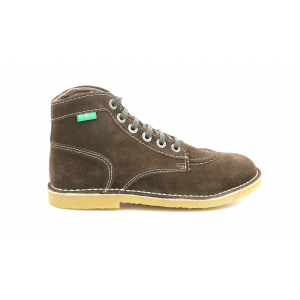 Kickers ORILEGEND MARRON OSCURO MUJER