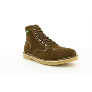 Kickers ORILEGEND MARRON HOMME