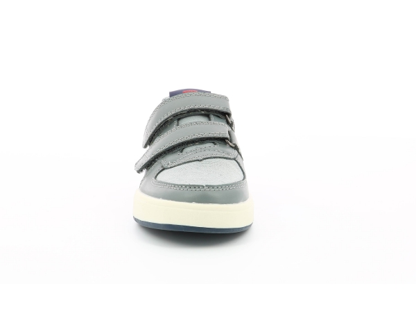 GREADY LOW JUNIOR GRIS / MARINE
