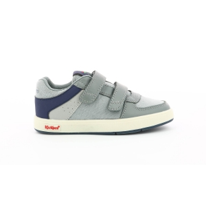 Kickers GREADY LOW CDT GRIGIO BLU