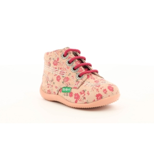 Kickers BILLY ROSA CORAL FLORADO