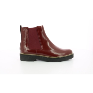 Kickers OXFORDCHIC ROUGE FONCE