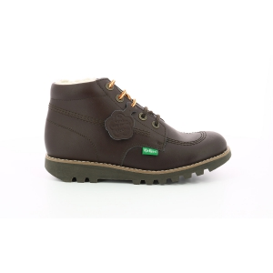 Kickers NEORAIN DARK BROWN