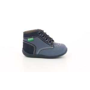 Kickers BONBON-2 BLEU DENIM PERM