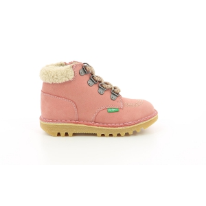 Kickers NEOHOOK LIGHT PINK