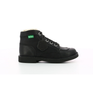 Kickers KICKCOL FUR NOIR