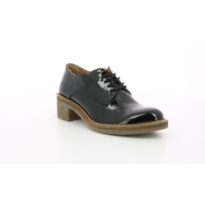 Kickers OXYBY PATENT BLACK