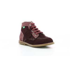 Kickers KOUKLEGEND DARK PURPLE