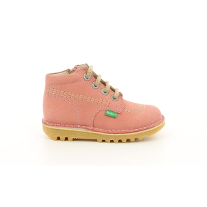 Kickers NEORALLYZ ANTIQUE PINK