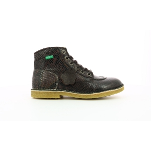 Kickers KICK LEGEND REPTILE BROWN